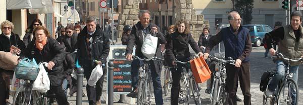 Biciclette a Rimini