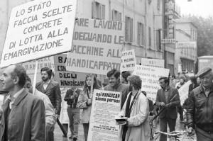Manifestazione del Primo Maggio 1980